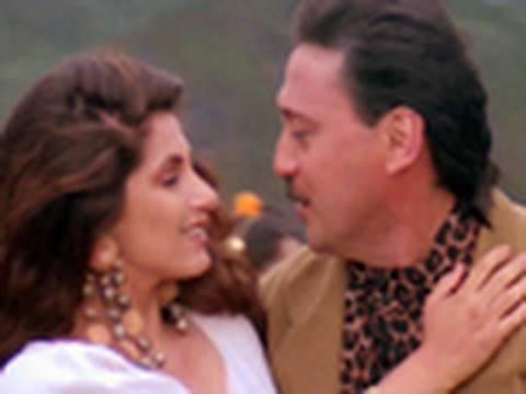Kabhi Bhoola Kabhi Yaad  Song  Sapne Saajan Ke  Jackie Shroff  dimple Kapadia
