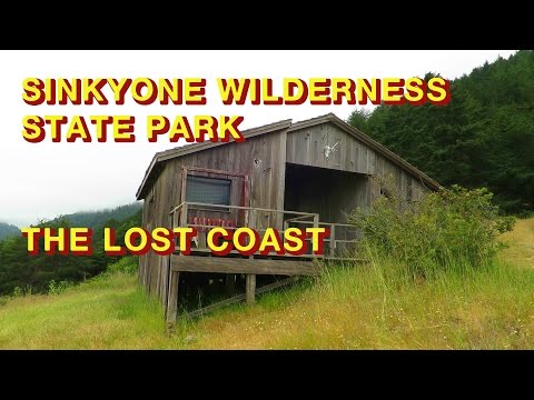 The Lost Coast and Sinkyone State Park