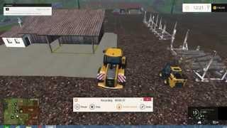 Farming Simulator 2015  Saw Mill (mod Spotlight) E.p 18