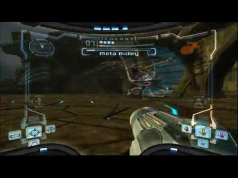 Let's Play Metroid Prime - Full Playthrough - HD - Pt.11: Meta Ridley