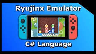 Nintendo Switch Emulator | Ryujinx Emulator | Puyo Puyo Tetris | #1