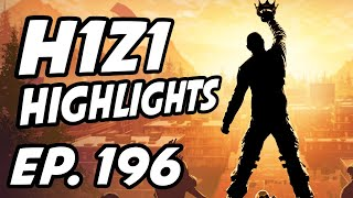 H1Z1: King of the Kill Daily Highlights | Ep. 203 | h1z1kotk, PrettyBondGirl, TTHump, Pineaqples