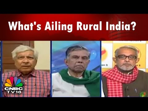 What's Ailing Rural India? Alleviating the Agri Distress | CNBC TV18