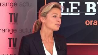Anne-Sophie Lapix : « Le talk de Ruquier a beaucoup affecté C à vous » - Le Figaro