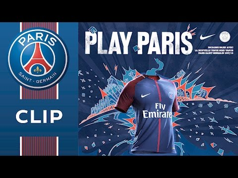 jersey psg home 2018