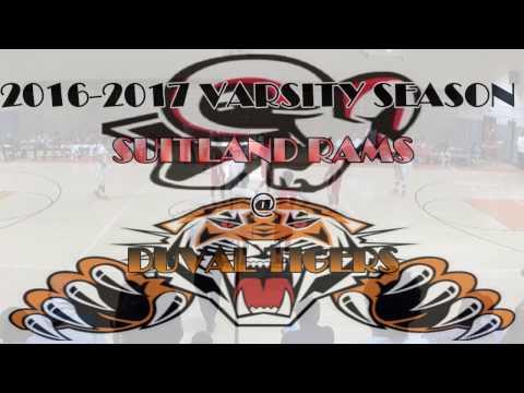 Suitland Rams @ DuVal (V) 2016-17 Season