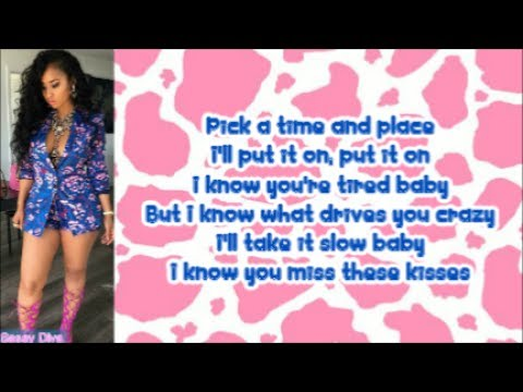 Tammy Rivera - All These Kisses (Lyrics)