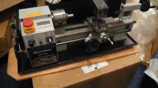 "Micromark 7x14"" Deluxe Mini-lathe Overview And Tutorial"