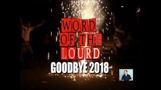 #WordOfTheLourd | GOODBYE 2018