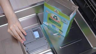 프로쉬 식기세척기 세제 2개입 선물세트 사용 방법 (삼…