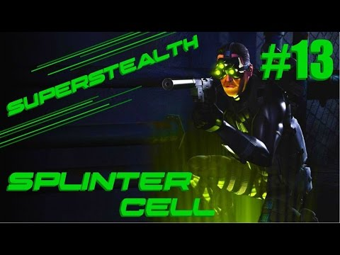 [Splinter Cell SUPERSTEALTH] #13 - Le Telefonate Private del Generale Kong Feirong