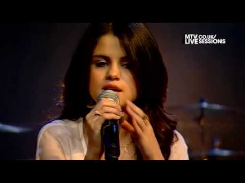 Selena Gomez & the Scene - Tell Me Something I Don't Know  (MTV Session) Live Session Video (HD)