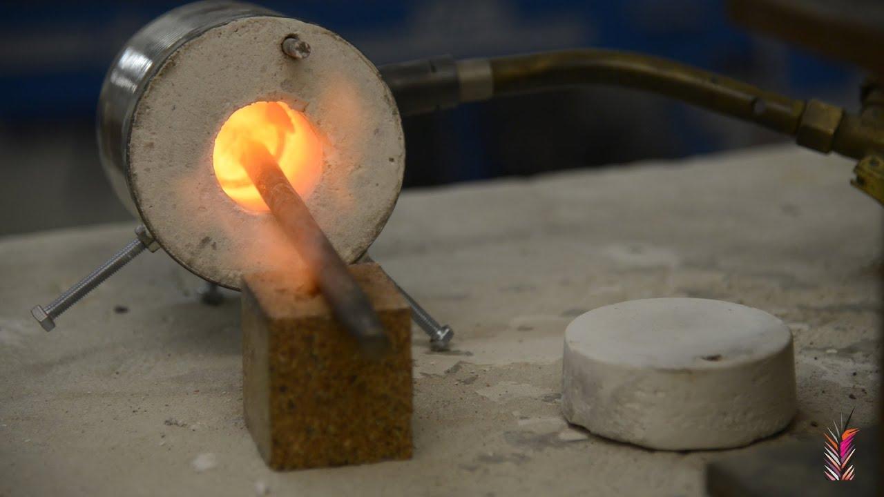 Realizacion de herramientas para talla en piedra con - Herramientas para piedra ...