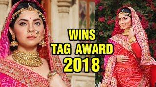 Sonalee Kulkarni Bridal Look | Won An Award | Rajput Bride | Marathi Actress | Marathi Movie 2018