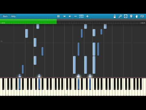 Ao no Exorcist - BLUE (pfs) [Piano Tutorial]