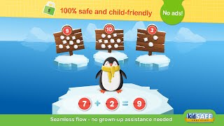 """Math Games Singapore Maths """"Educational Apps For Toddlers & Pre-schoolers"""" Android Apps Video #3"""