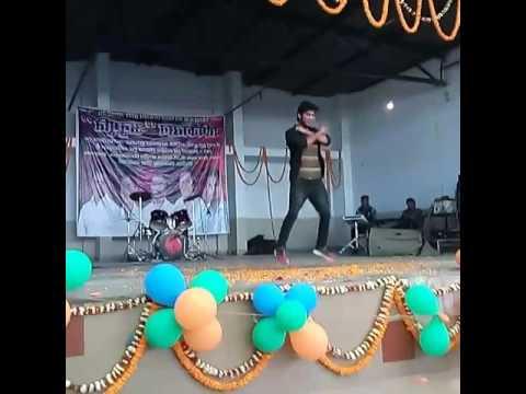 Maria Maria song   Indian Dance video