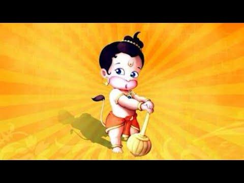 Hanuman chalisa song (By little baby)