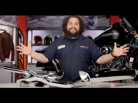 Thumbnail for Vance & Hines Exhaust for Harley Touring Buyers Guide