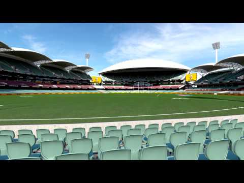 PTV: Virtual Adelaide Oval is here!