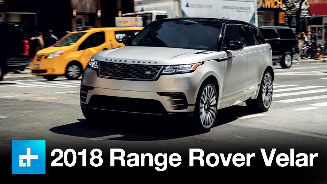 Range Rover Velar New York International Auto Show YouTube - Range rover dealer ny