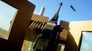 GUNNER HIT BY SHRAPNEL IN NECK - PART 1 | FUNKER530