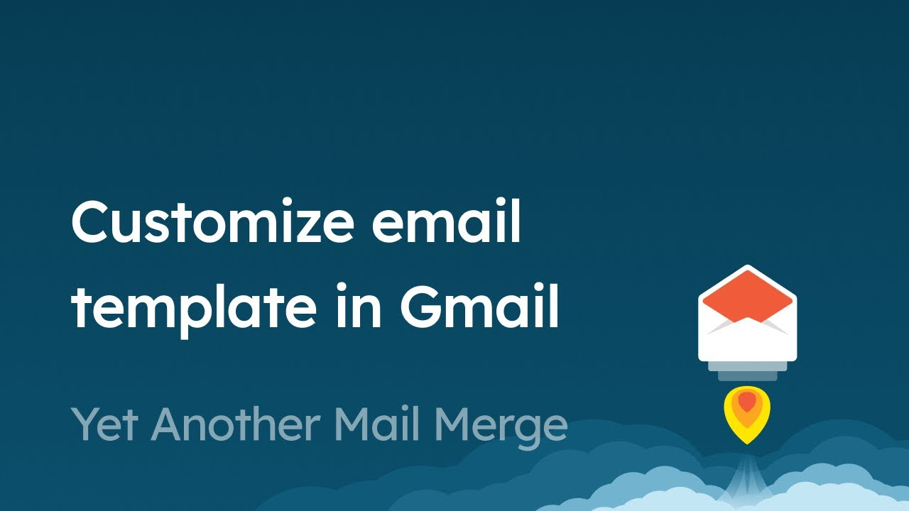 How to use and customize a pre-designed template in Gmail with Yet ...