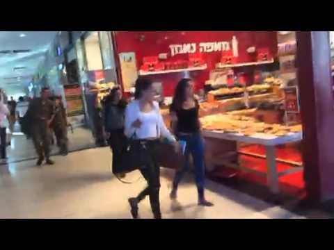 Feeling safe in Beer Sheva, Israel 🇮🇱😅 DigitalNomadFamily.com - World Traveling Family