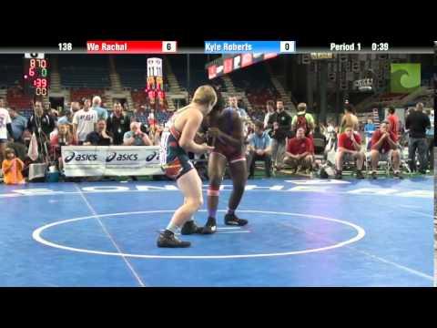 138 We Rachal vs. Kyle Roberts