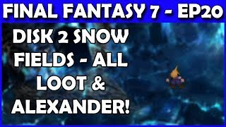 Let's Play Final Fantasy 7 PS4 Live - Alexander Materia & More! SUPER CHAT GOES INSANE!