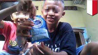 Vlog viral bocah pakai susu untuk pomade - TomoNews