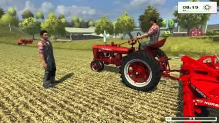 Farming Simulator 2013 Türkçe Multiplayer | Patatez Sıkıntısı