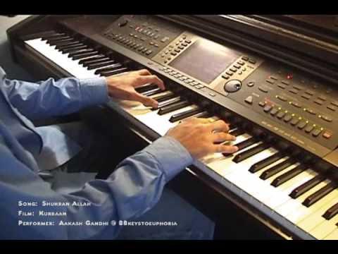 Shukhran Allah Lyrics | Kurbaan (2009) Songs Lyrics ...