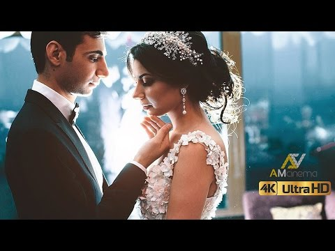 Армянская свадьба // Айк и Анаида // 4K (Ultra HD)