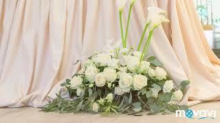 Серьезные отношения заканчиваются свадьбой! Свадебное оформление свадьбы !