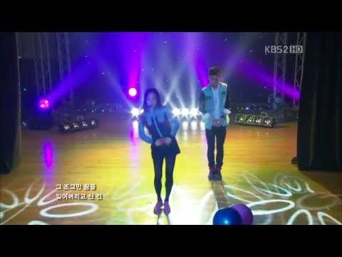 Dream High 2:  JR & Yeon Joo - Balloons ( episode 14 cut )