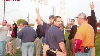 2012 Local 4900 mobilization