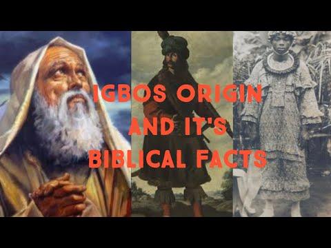 Download Biafra: Igbos Origin and It's Biblical Facts