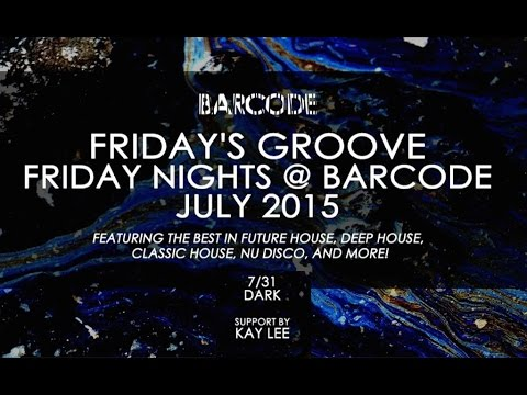 DJ Dark short mix for 31st July @ Barcode Taipei 12:00~02:30