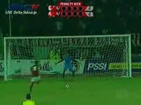 Adu pinalti Indonesia U19 vs Vietnam U19 7 6) Final Piala AFF  22 September 2013 FULL TIME Travel Video