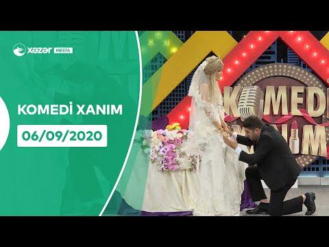 Komedi Xanım (11-ci Bölüm ) 06.09.2020