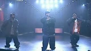 Mobb Deep & Big Noyd - Quiet Storm [Live On Chris Rock Show] [HQ]