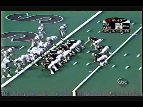 1998 Big 12 Championship Game Highlights: Kansas State vs. Texas A&M