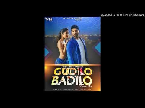 Gudilo Badilo (DJ) Dance Mix Dj Santosh Raichur