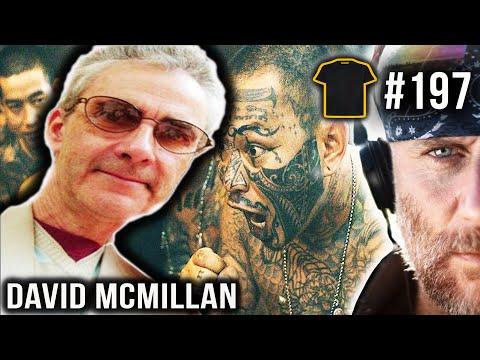The BIG Tiger   David McMillan   Bought The T-Shirt Podcast
