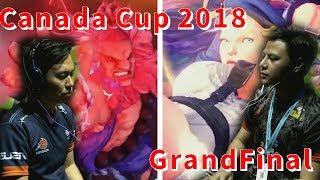 カナダカップ2018_GF【(W)ときど】VS【Xiaohai(L)】