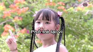Mưa Hè  Karaoke - Yến Vy - DT Film