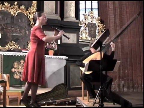 Konzert Duo La Vigna in St. Nikolai, Wismar