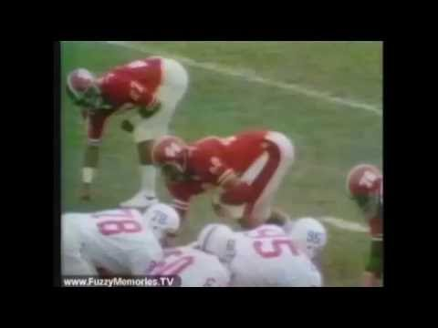 Highlights, Jan., 1974-played XXV Sr. Bowl college football All-star game, NBC-TV Network