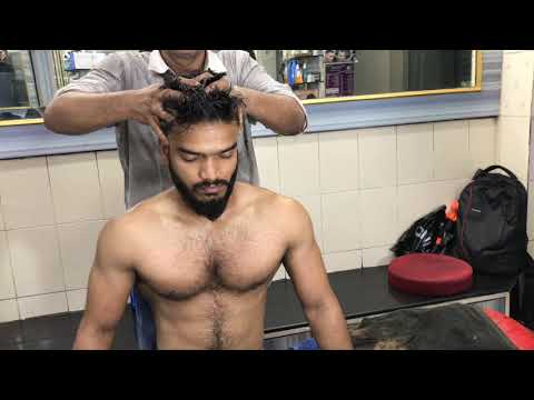Relaxing Posterior & anterior body massage 6 videos trailer in one frame (Fareed,Firoz & YOGi )